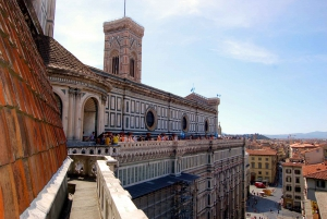 VIP David, Early Accademia & Dome Climb