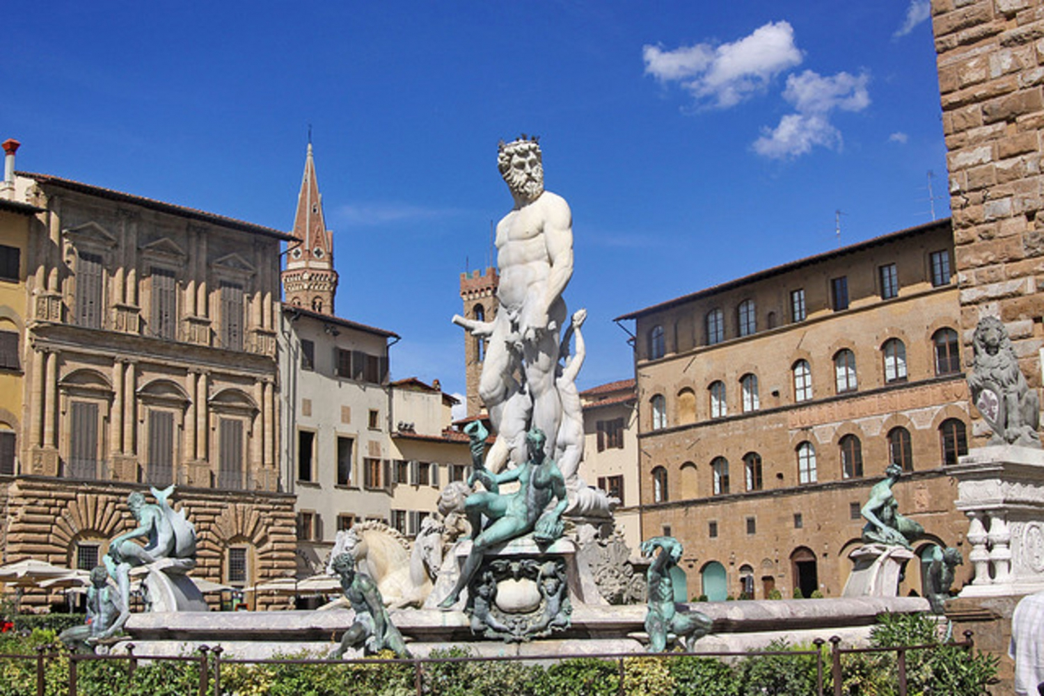 Walking Tour with Accademia & Uffizi Galleries