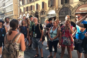 Walking Tour with Breakfast or Apperitivo