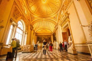 Walking Tour with Skip-the-Line Accademia & Uffizi