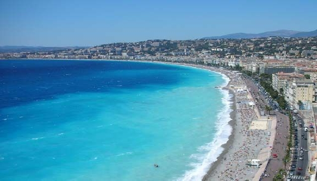 What a Variety - French Riviera Beaches!