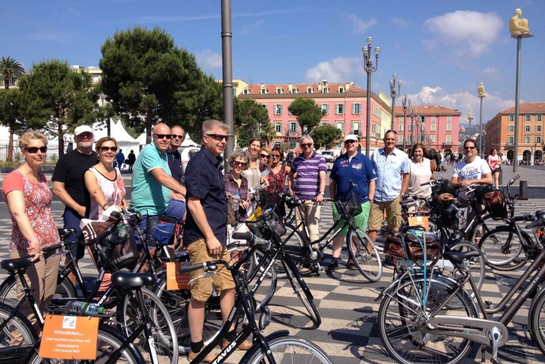 3-Hour Authentic Dutch Bike Tour of Nice