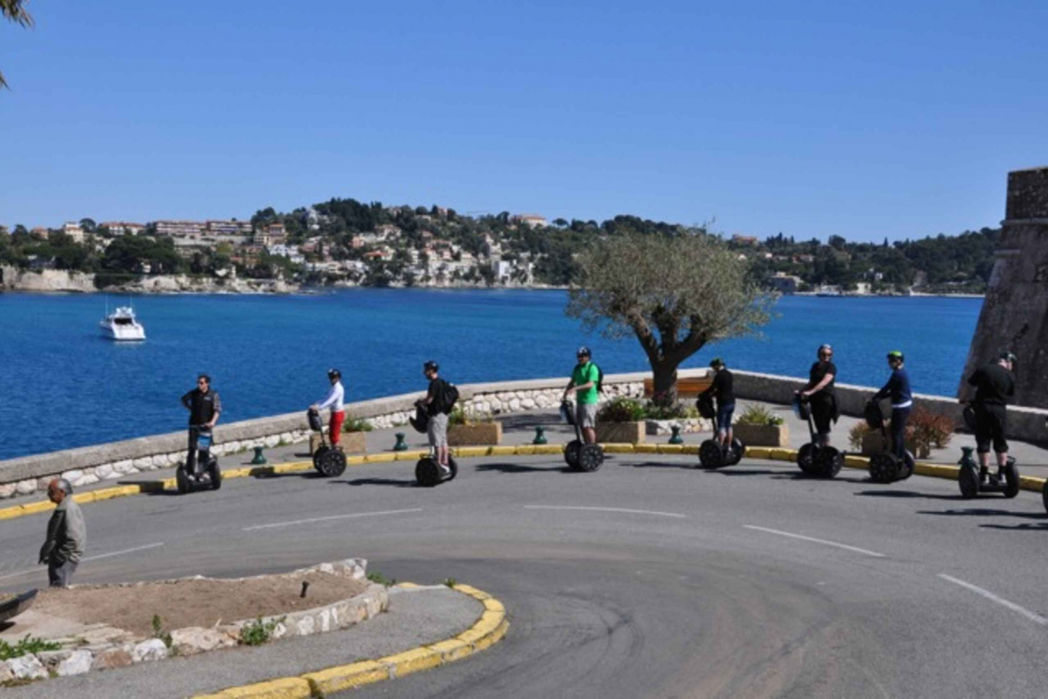 3-Hour Segway Tour to Nice & Villefranche-sur-Mer
