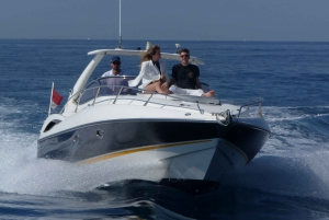 4-Hour Private Boat Cruise of the French Riviera