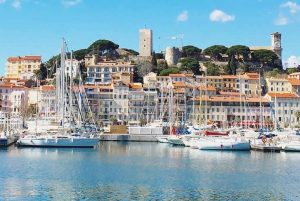 Cannes 2.5-Hour E-bike Tour
