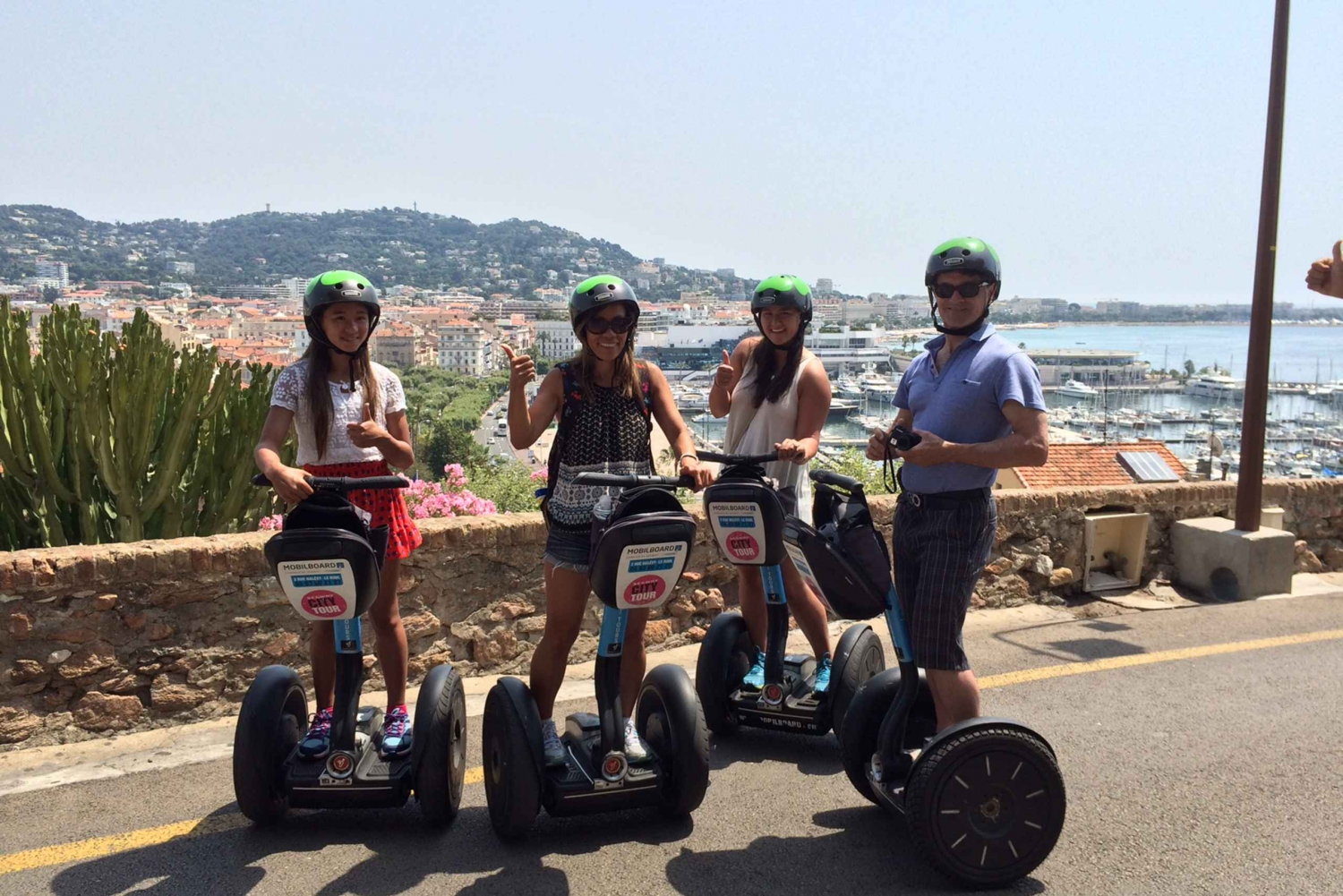 Cannes 2-Hour Segway Tour