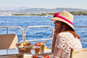 Cannes: Half-Day Catamaran Cruise with Lunch