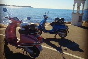 Cannes Sightseeing Tour by Vespa