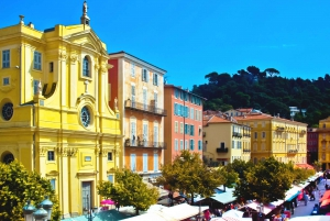 Cultural and Gourmet Walking Tour of Old Nice