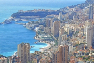 Day trip to Monaco from Nice