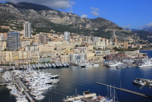 Eze Village, Monaco, and Monte Carlo Day Tour