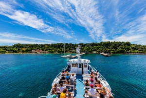 Ferry Transfer to Sainte Marguerite Island from Nice