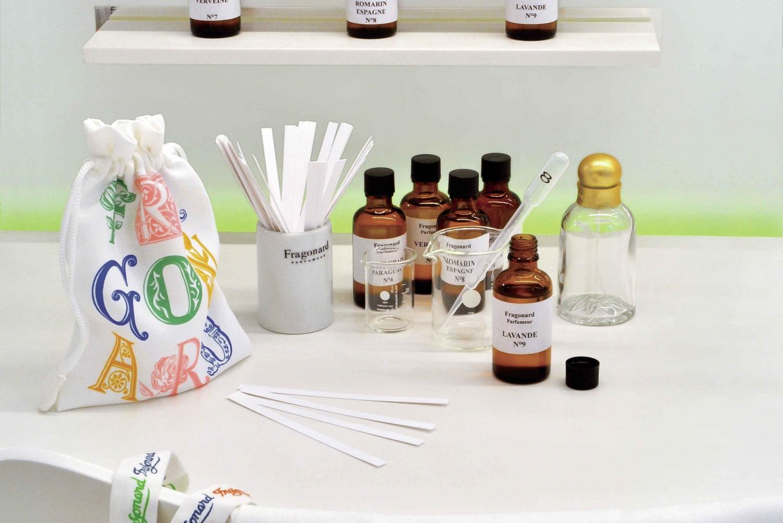 Fragonard Grasse: Saturday Perfume Workshop