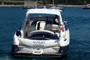 French Riviera: 2-Hour Private Boat Cruise