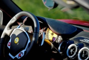 French Riviera Ferrari Driving Experience 15/30/60 Minutes
