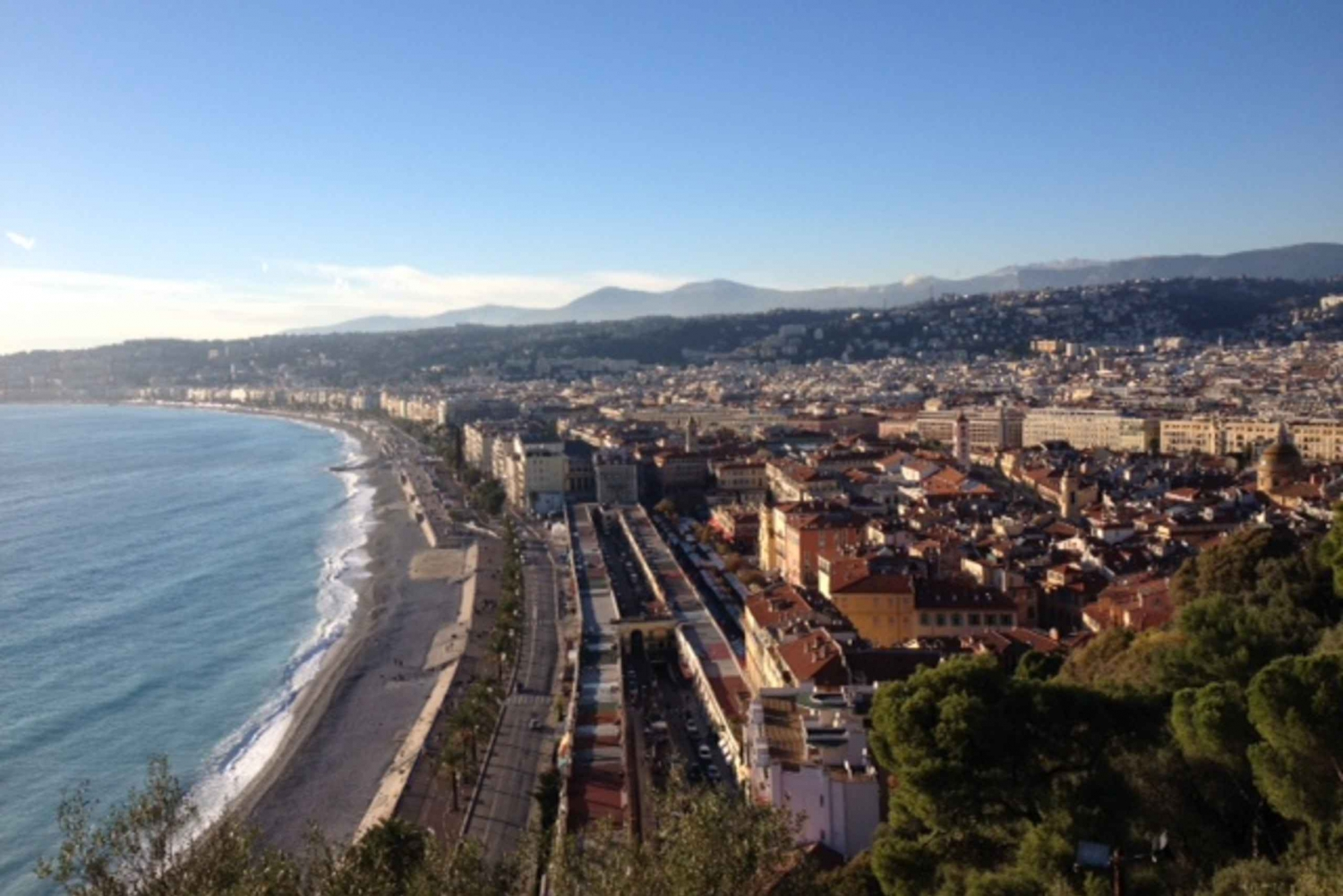 French Riviera Full-Day Tour from Aix-en-Provence