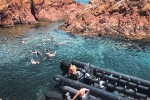 From Cannes: Discover the Calanques of the Esterel