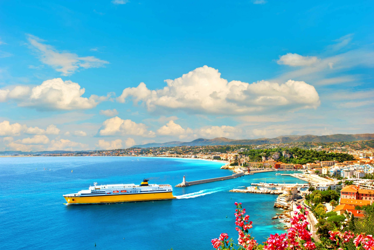 From Cannes: French Riviera 8-Hour Shore Excursion