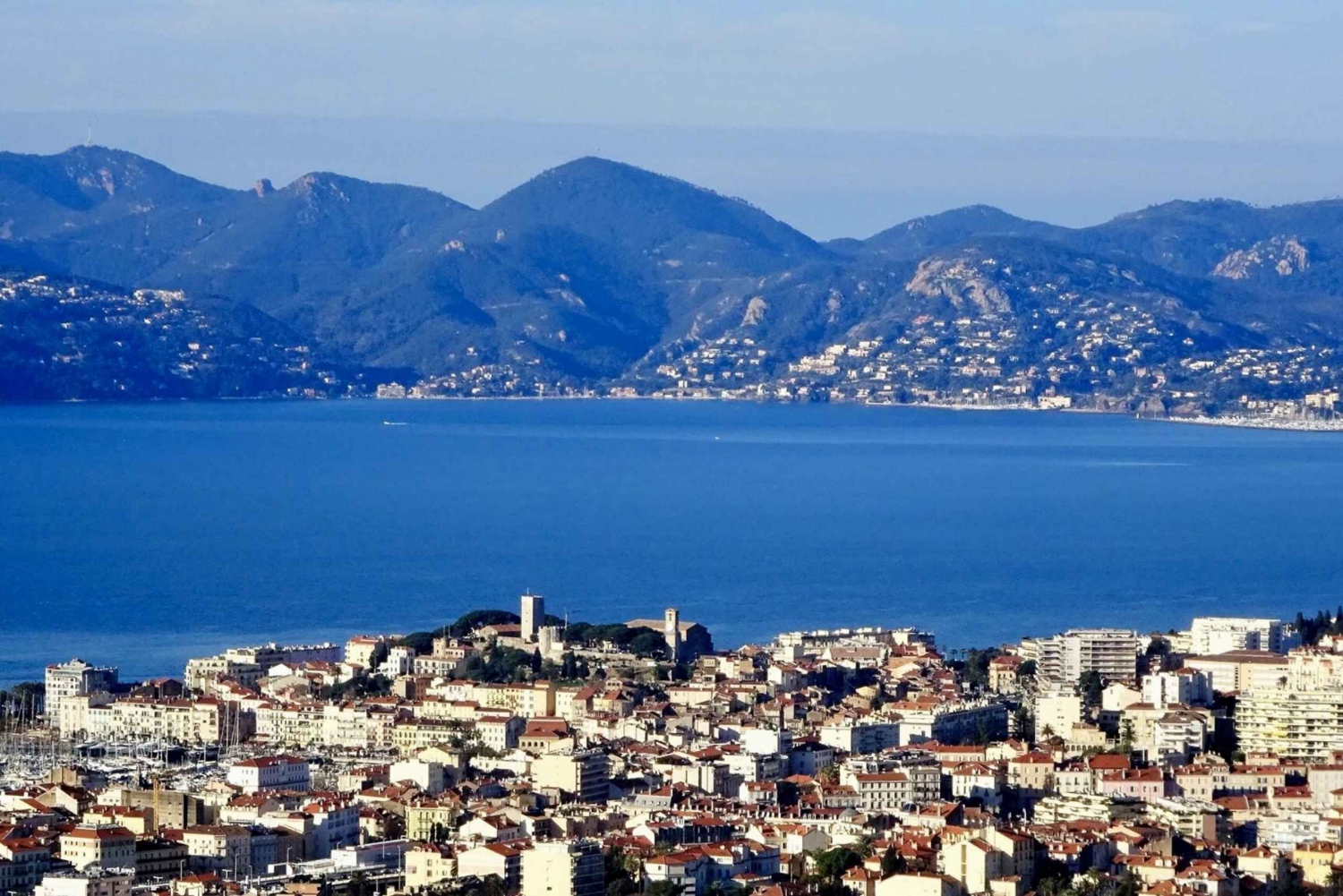 From Cannes: Full-Day Shore Excursion Private Tour