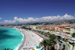 From Nice: 1-Day Tour Côte d'Azur Extraordinary Houses