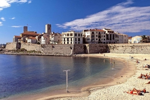 From Nice: Cannes and Antibes Private Half-Day Tour