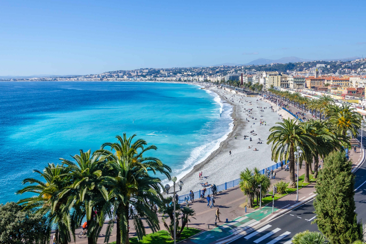 From Nice: City, Villefranche, Eze and Monaco Full Day Tour