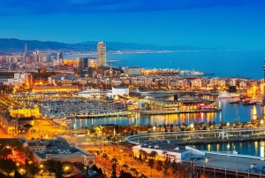 From Nice: Éze, Monaco, and Monte-Carlo Day & Night Tour