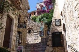 From Nice: Eze, Monaco and Monte Carlo Half-Day Tour