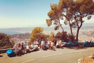 From Nice: Eze & Monaco by Open-Top Car