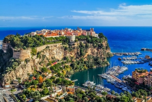 From Nice: French Riviera Full-Day Tour