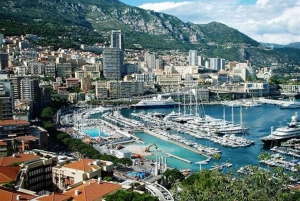 From Nice: French Riviera in One Day