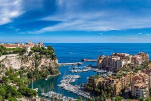 From Nice: Full-Day Monaco, Monte-Carlo & Eze Tour