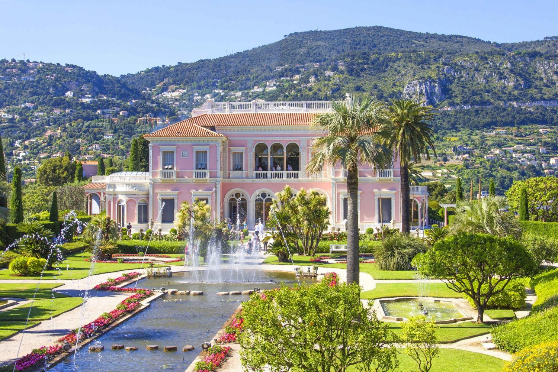 From Nice: Half-Day French Art de Vivre & Villa Rothschild