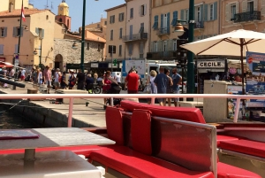 From Nice: Saint-Tropez and Port Grimaud Tour