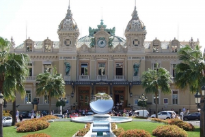 From Villefranche: Private Monaco & Eze Shore Excursion