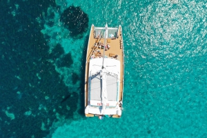 Full-Day Catamaran Cruise Departing from Cannes