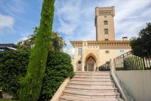 Grasse, Valbonne & Gourdon: Day Tour with Wine Tasting