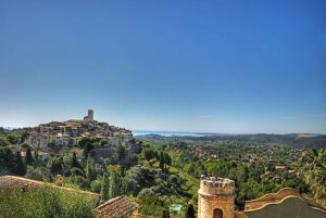 Half-Day Saint Paul de Vence and Wine Tasting Tour from Nice
