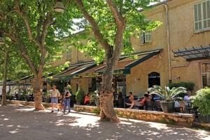 Italian markets, Menton & Monaco from Nice
