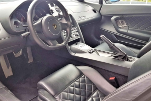 Lamborghini Driving Experience from Nice