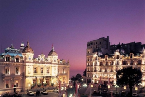 Lights of Monaco and Monte Carlo: 5-Hour Evening Tour