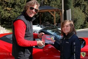 Monaco: 30 or 60-Minute Ferrari California T Experience
