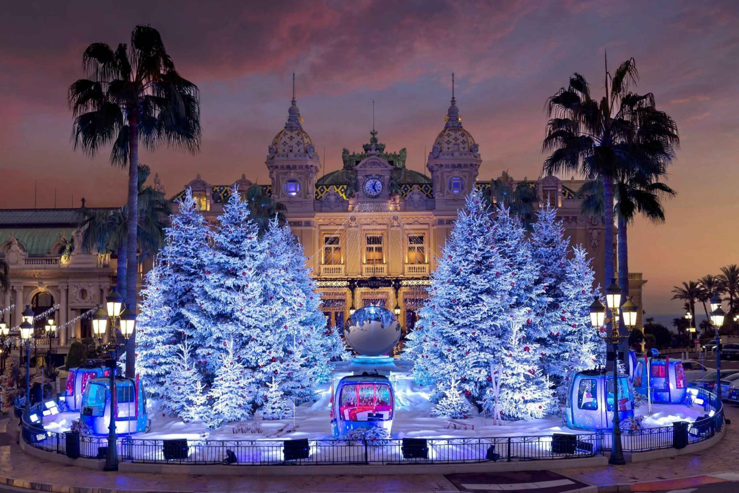 Monaco and Èze Full-Day Tour from Nice