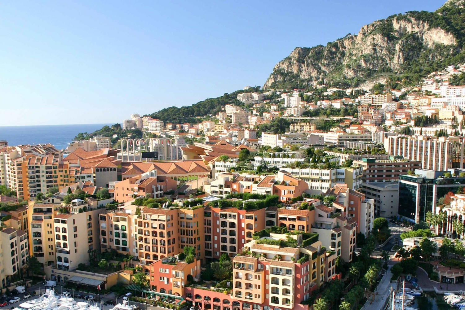 Monaco and Eze Half-Day Small Group Tour from Nice