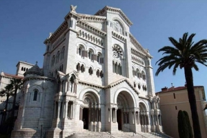 Monaco and Eze Half-Day Tour from Nice