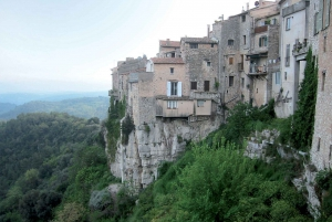 Monaco and Perched Medieval Villages Day Tour from Nice