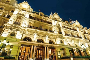 Monaco Day and Night