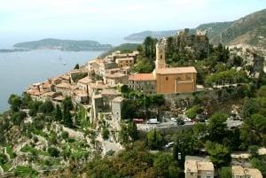 Monaco, Eze, and La Turbie: Shore Excursion