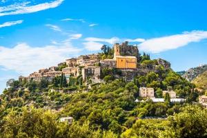Monaco, Monte-Carlo & Eze Half-Day Small Group Tour