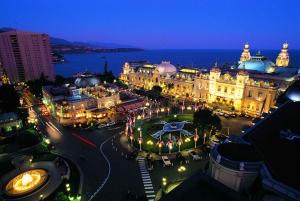Monaco: Small-Group Night-Tour from Nice
